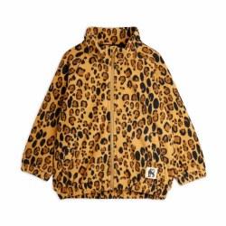 Leopard Fleece Jacket 2/3Y