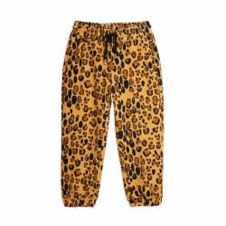 Leopard Fleece Trouser 2/3Y
