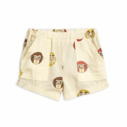 Monkey Woven Shorts 8/9Y