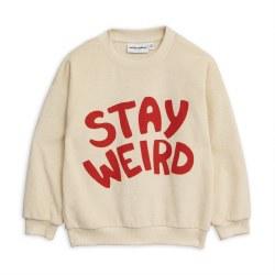 Stay Weird Sweatshirt 2/3Y