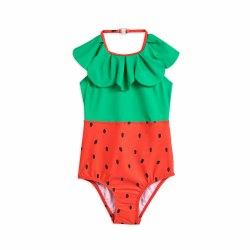 Strawberry Swimsuit 12-18M