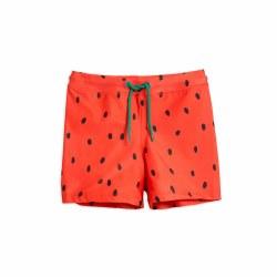 Strawberry Swim Pants 2/3Y