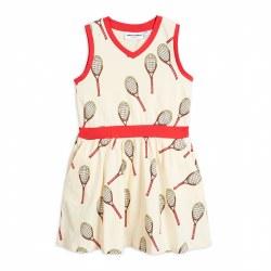 Tennis AOP Tank Dress 10/11Y