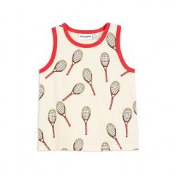 Tennis AOP Tank 8/9Y