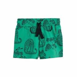 Tigers AOP Shorts Green 4/5Y