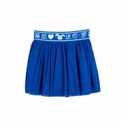 Tulle Skirt Blue 2/3Y