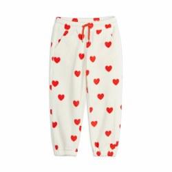 Hearts Fleece Trouser 2/3Y