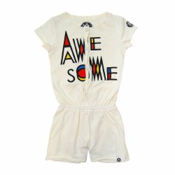 Awesome Girl Romper 3