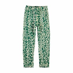 Alysie Sweats Green Leopard 3