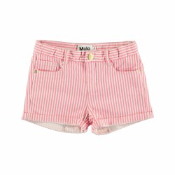 Audrey Short Pink Stripe 4
