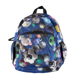 Big Backpack Cosmic Footballs