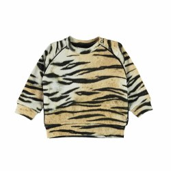 Dicte Baby Pullover Tiger 18M