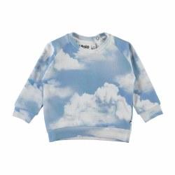 Disco Sweatshirt Clouds 6M