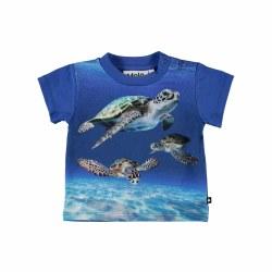 Emilio Baby Tee Turtles 6M