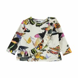 Evelyn Baby Top Papillon 3M
