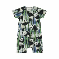 Felton Bodysuit Pandas NB