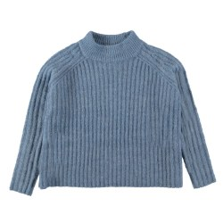 Gertrude Sweater Win Sky 7/8