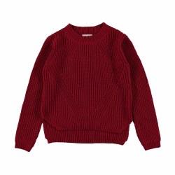 Gillis Sweater Chili 3/4