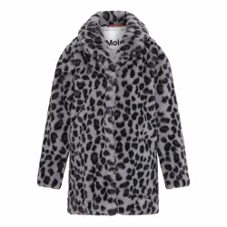 Haili Coat Snow Leopard 4