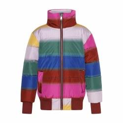 Halle Jacket Glowy Rainbow 4
