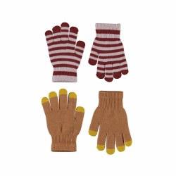 Kei Glove Set Deer 4-10Y