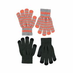 Keio Glove Set Forest 4-10Y