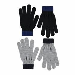 Kello Glove Set Grey 8-16Y