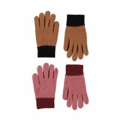 Kyra Glove Set Deer 8-16Y
