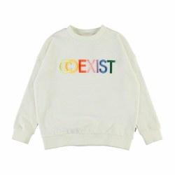 Maxi Sweatshirt Coexist 4