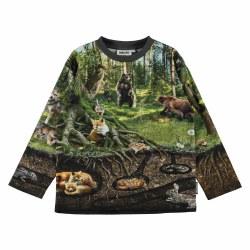 Mountoo Sweatshirt Forest 5