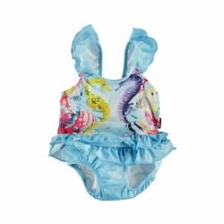 Nalani Swimsuit Seahorse 3-6M