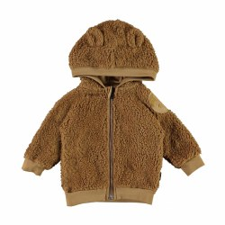 Ummi Fleece Jacket Sand 3M