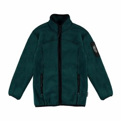 Urbano Fleece Jacket Forest 4