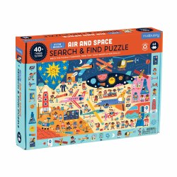 Air & Space Search Find Puzzle