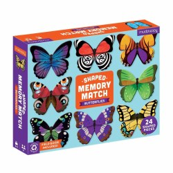 Butterflies Memory Match Game