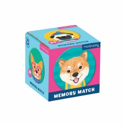 Mini Memory Match Dog Portraits