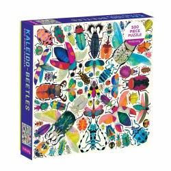 Kaleido-Beetles 500-Piece Puzzle