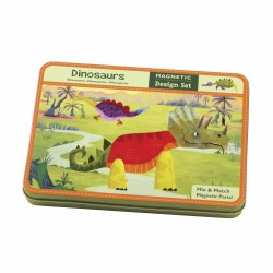 Dinosaurs Magnetic Set