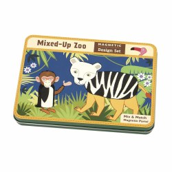 Mixed-Up Zoo Magnetic Set