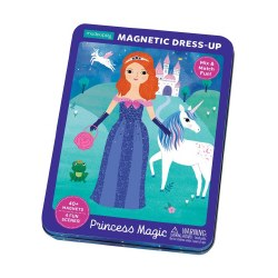Magnetic Figures: Princess Magic
