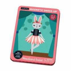 Magnetic Figures: Woodland Ballet