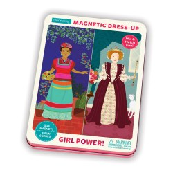 Magnetic Figures: Girl Power