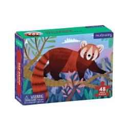 Mini Puzzle Red Panda