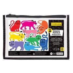 Rainbow Roar! Pouch Puzzle