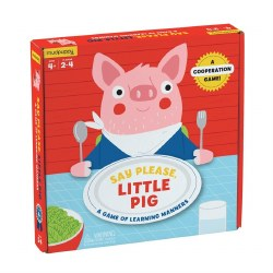 Say Please, Little Pig Game