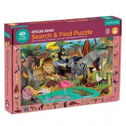 African Safari Search & Find 64-Piece Puzzle