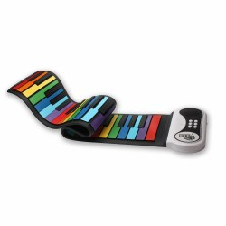 Rock and Roll It Piano Rainbow