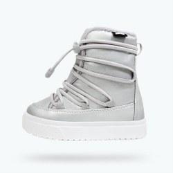 Chamonix Boot Silver 7
