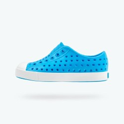 Jefferson Shoe Vivid Blue 4