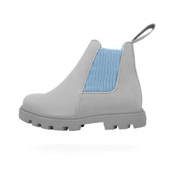 Kensington Trek Boot Grey 13
